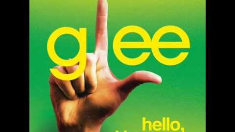 Glee - Hello I Love You (Acapella)