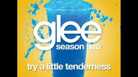 Glee - Try A Little Tenderness (Acapella)