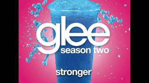 Glee - Stronger (Acapella)