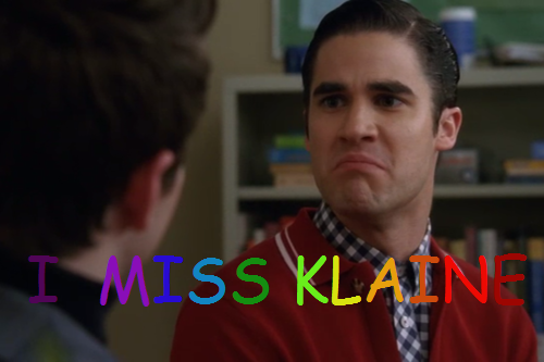 File:I MISS KLAINE.png