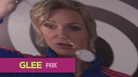"""GLEE Sue Hypnotizes Sam from """"The Hurt Locker, Part 1"""""""