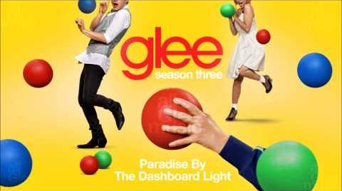 Paradise By The Dashboard Light Glee HD FULL STUDIO