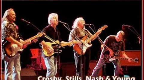 Crosby, Stills, Nash & Young - Teach Your Children