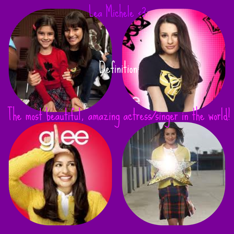 File:Lea Michele Collage.png