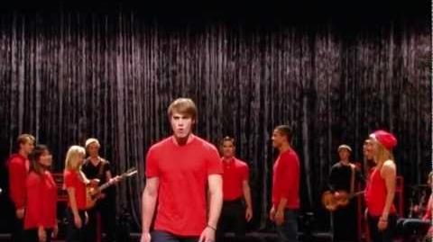 Glee - Some Nights (Full Performance)