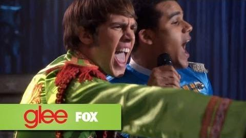 "Full Performance of ""Sergeant Pepper's Lonely Hearts Club"" GLEE"