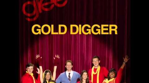 Glee - Gold Digger (Acapella)