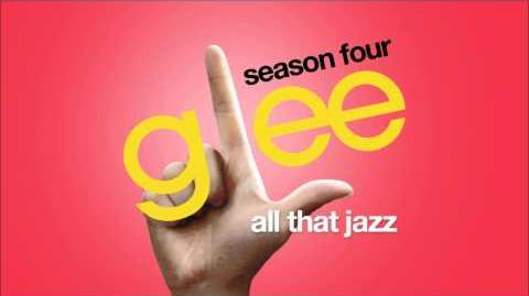 All That Jazz Glee HD FULL STUDIO