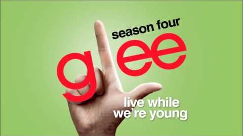 Live While We're Young - Glee HD Full Studio-0