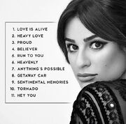 Lea Places Tracklist