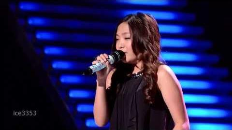 Charice — 'To Love You More' & 'All By Myself', Hit Man Returns-Charice(Sunshine Corazon) - All by myself live