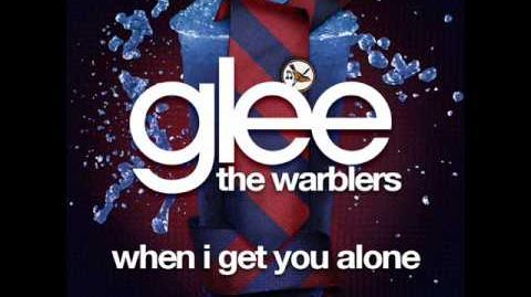 Glee - When I Get You Alone (Acapella)