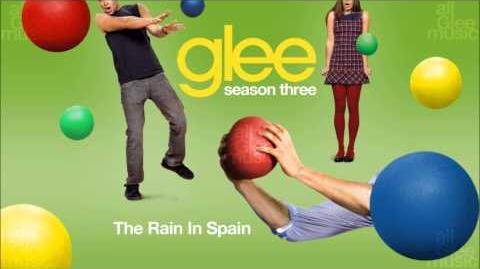The Rain In Spain Glee HD FULL STUDIO