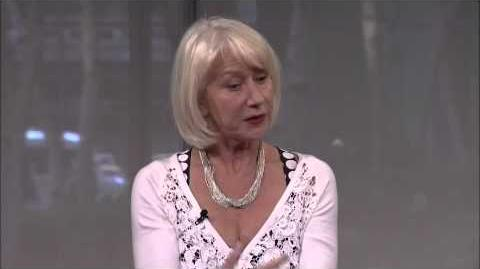 Helen Mirren Interview TimesTalks