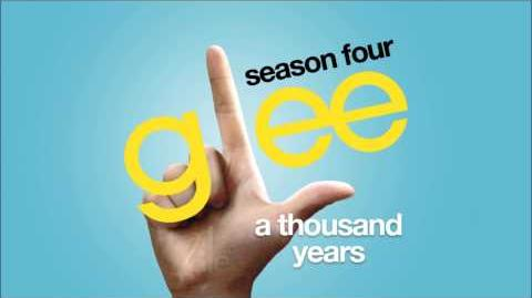A Thousand Years Glee HD FULL STUDIO