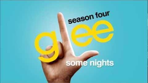 Some Nights - Glee