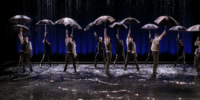 Singing in the Rain/Umbrella
