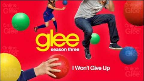 I Won't Give Up - Glee HD Full Studio-0