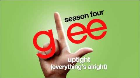 Uptight (Everything's Alright) - Glee Cast HD FULL STUDIO