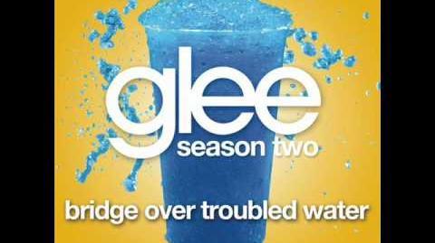 Glee - Bridge Over Troubled Water (Acapella)