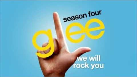 We Will Rock You - Glee Cast HD FULL STUDIO