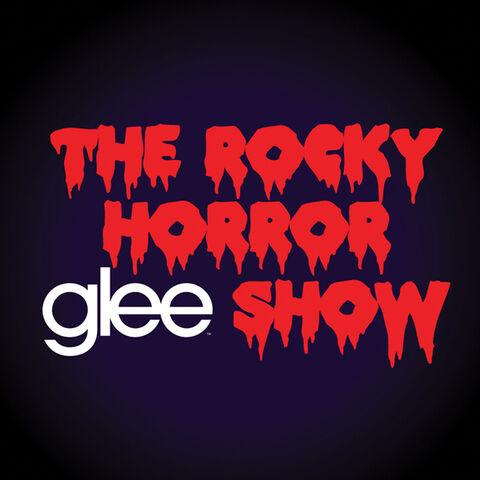 File:Glee Cast - The Rocky Horror Show EP (Official Album Cover).jpg