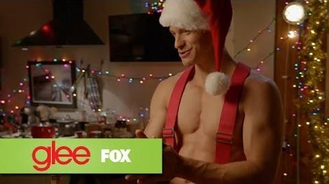 """Full Performance of """"Christmas Don't Be Late"""" from """"Previously Unaired Christmas"""" GLEE"""