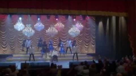 GLEE - America (Season 5) (Full Performance)