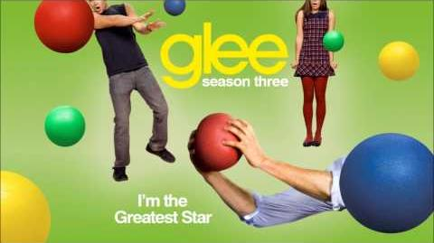 Glee - I'm The Greatest Star (DOWNLOAD MP3)