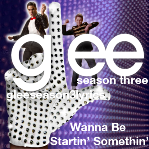 File:Wanna Be Startin' Something Fan Cover.png