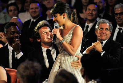 File:Cute-glee-jonathan-groff-lea-michele-tony-awards-Favim.com-58072.jpg