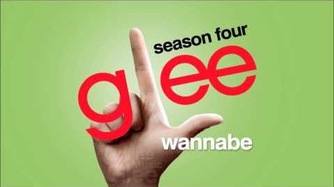 Wannabe - Glee HD Full Studio