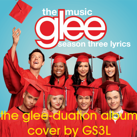 File:The Glee-Duation Album.png