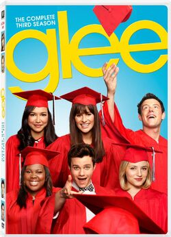 Glee Complete Third Season DVD