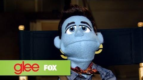 "Sneak Peek ""Puppet Masters"" GLEE"