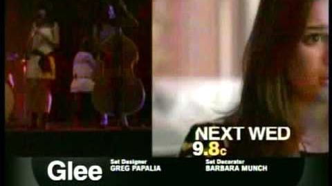 Glee 1.05 The Rhodes Not Taken preview