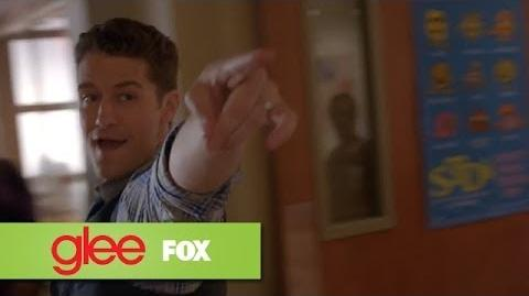 "Full Performance of ""Blurred Lines"" from ""The End Of Twerk"" GLEE"