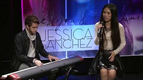 Zedd & Jessica Sanchez -- Clarity -- Glee Version Acoustic