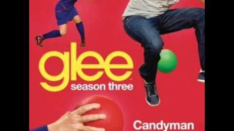 Glee - Candyman (Acapella)