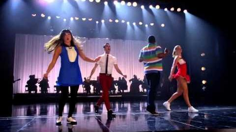"""GLEE - Full Performance of """"Call Me Maybe"""" airing THUR 9 13"""