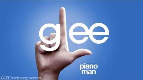 Glee - Piano Man - Episode Version