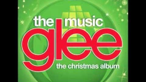 Glee Cast - Baby, It's Cold Outside (w lyrics)