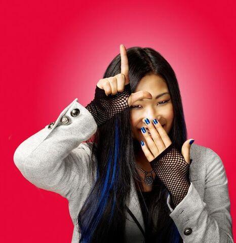 File:Glee Single Ad Keyart Tina.jpg