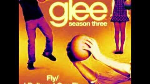 Glee - Fly I Belive I Can Fly (Better Acapella)