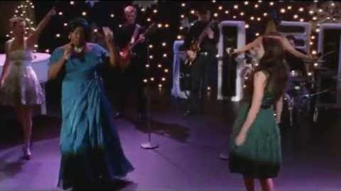 Glee 4x11 - Locked out of Heaven