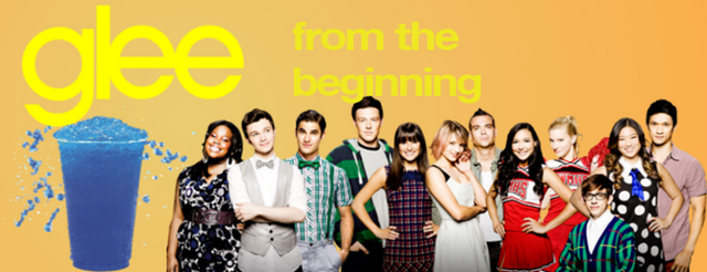 File:Glee From the Beginning Banner.png