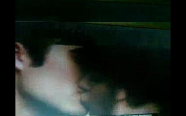 File:Blaine and rachel kiss :o.jpg