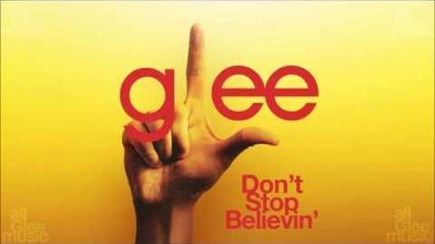 Don't Stop Believin' Glee HD FULL STUDIO-0