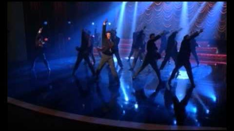 Glee - Glad You Came (Full Performance)