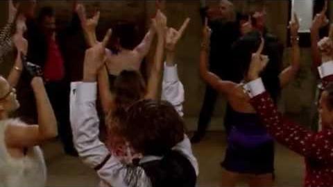 GLEE - Let's Have A Kiki Turkey Lurkey Time (Full Performance) (Official Music Video) HD